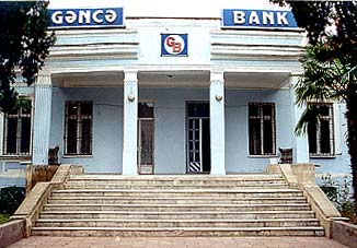 Joint Stock Commercial Bank 'Ganjabank'